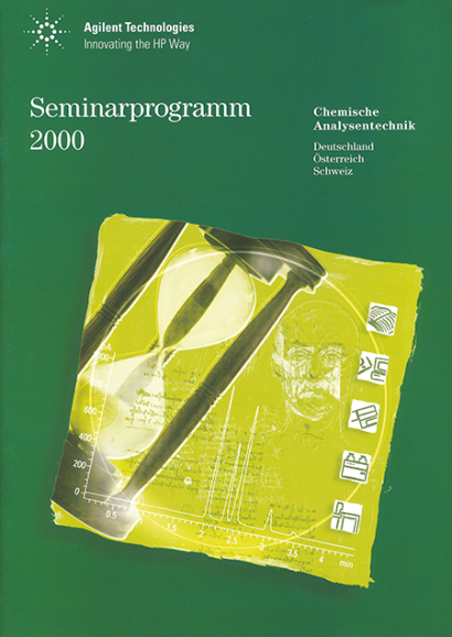 Agilent.Seminarpro.'00